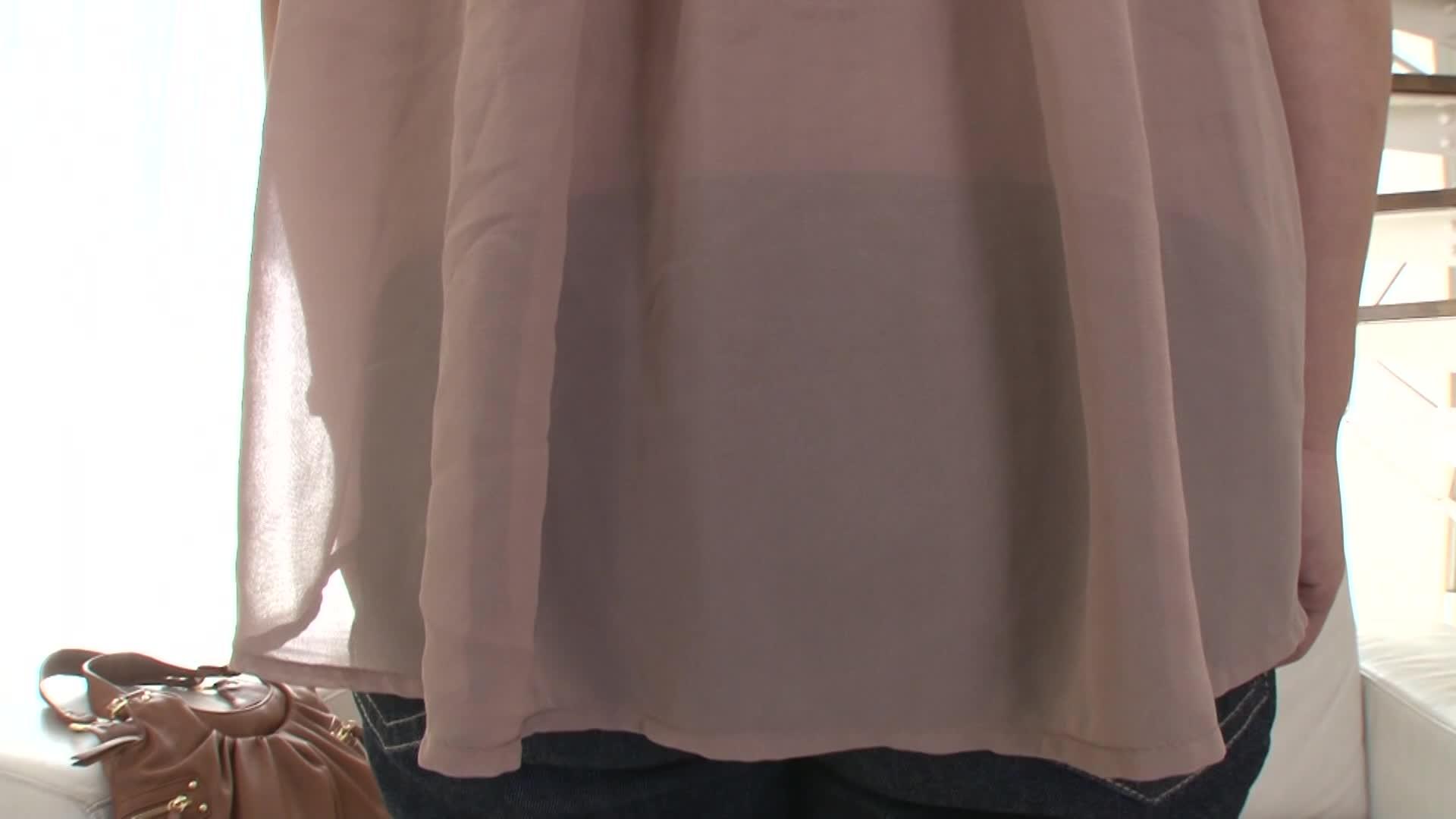 「自慢はGカップのおっぱいです!」45歳の早川友里子さんが初脱ぎ初撮りAVデビューするドキュメント企画